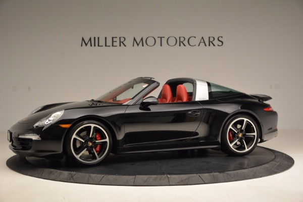 Used 2015 Porsche 911 Targa 4S for sale Sold at Alfa Romeo of Westport in Westport CT 06880 2