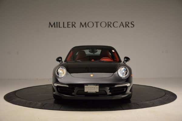Used 2015 Porsche 911 Targa 4S for sale Sold at Alfa Romeo of Westport in Westport CT 06880 20