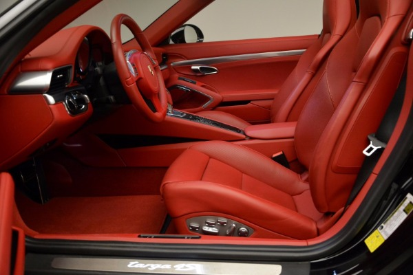 Used 2015 Porsche 911 Targa 4S for sale Sold at Alfa Romeo of Westport in Westport CT 06880 22