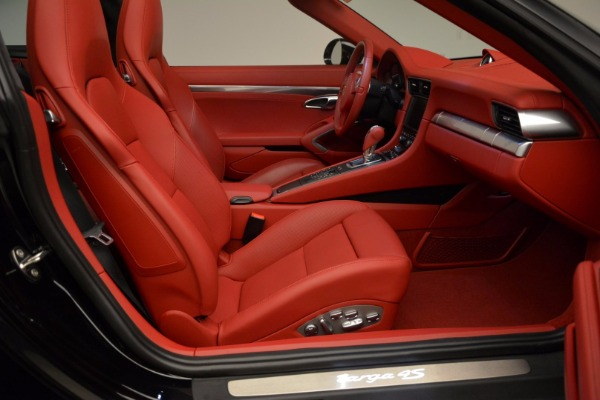 Used 2015 Porsche 911 Targa 4S for sale Sold at Alfa Romeo of Westport in Westport CT 06880 26