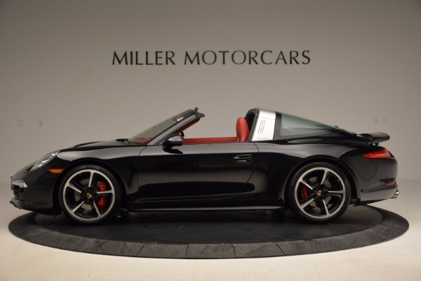 Used 2015 Porsche 911 Targa 4S for sale Sold at Alfa Romeo of Westport in Westport CT 06880 3