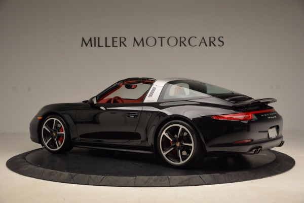 Used 2015 Porsche 911 Targa 4S for sale Sold at Alfa Romeo of Westport in Westport CT 06880 4