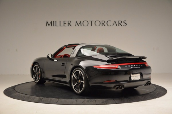 Used 2015 Porsche 911 Targa 4S for sale Sold at Alfa Romeo of Westport in Westport CT 06880 5