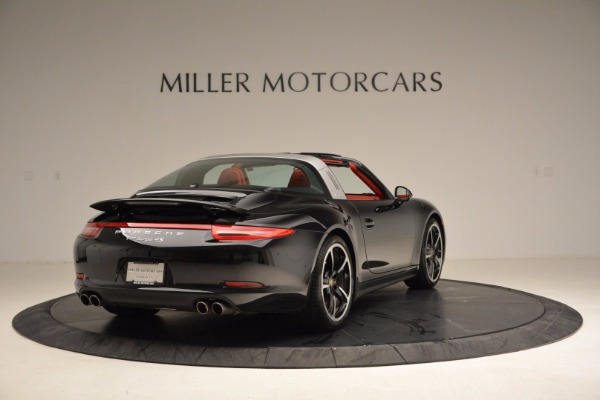 Used 2015 Porsche 911 Targa 4S for sale Sold at Alfa Romeo of Westport in Westport CT 06880 7