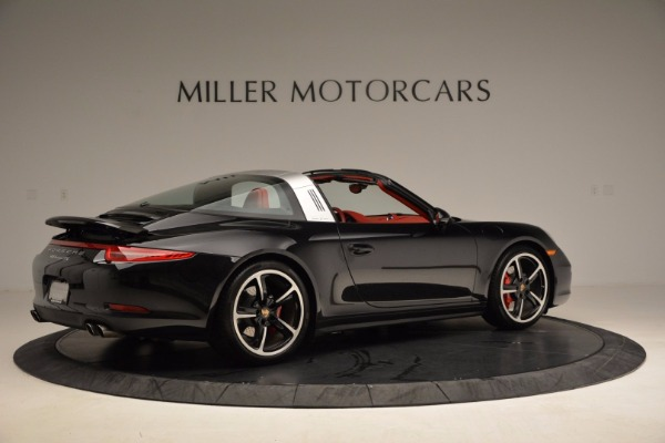 Used 2015 Porsche 911 Targa 4S for sale Sold at Alfa Romeo of Westport in Westport CT 06880 8