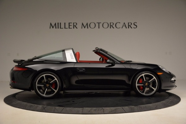 Used 2015 Porsche 911 Targa 4S for sale Sold at Alfa Romeo of Westport in Westport CT 06880 9