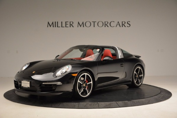 Used 2015 Porsche 911 Targa 4S for sale Sold at Alfa Romeo of Westport in Westport CT 06880 1