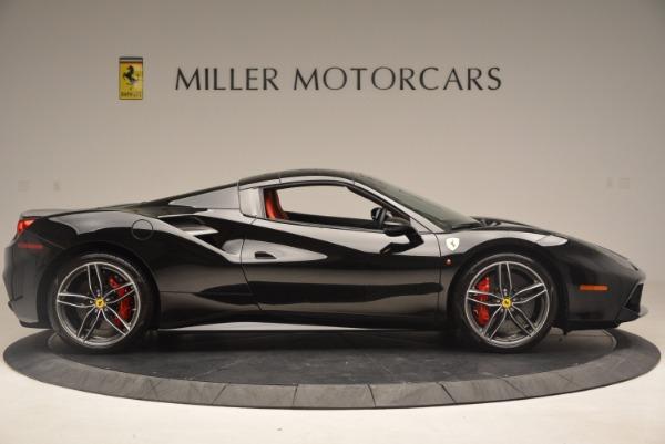 Used 2017 Ferrari 488 Spider for sale Sold at Alfa Romeo of Westport in Westport CT 06880 20