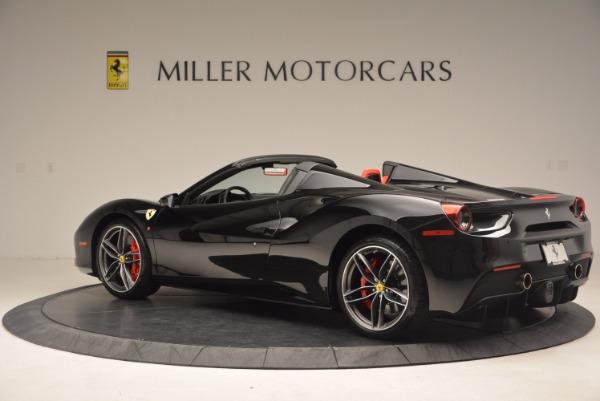 Used 2017 Ferrari 488 Spider for sale Sold at Alfa Romeo of Westport in Westport CT 06880 4