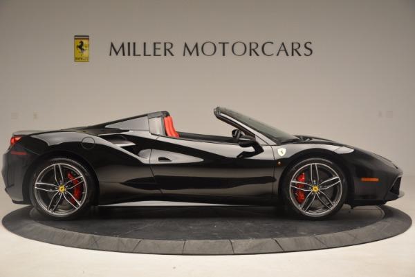 Used 2017 Ferrari 488 Spider for sale Sold at Alfa Romeo of Westport in Westport CT 06880 9