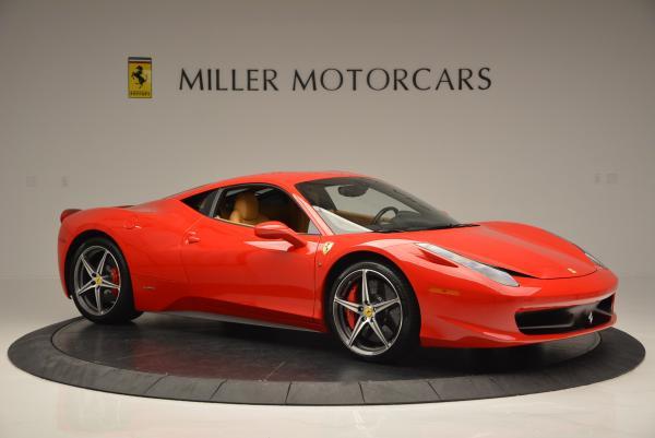 Used 2010 Ferrari 458 Italia for sale Sold at Alfa Romeo of Westport in Westport CT 06880 10