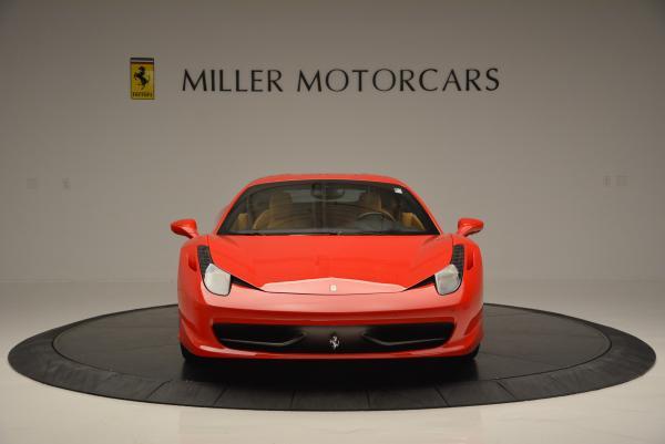 Used 2010 Ferrari 458 Italia for sale Sold at Alfa Romeo of Westport in Westport CT 06880 12