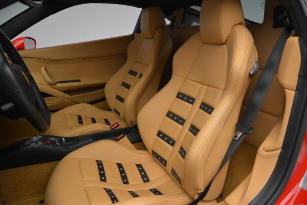 Used 2010 Ferrari 458 Italia for sale Sold at Alfa Romeo of Westport in Westport CT 06880 15