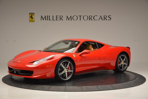 Used 2010 Ferrari 458 Italia for sale Sold at Alfa Romeo of Westport in Westport CT 06880 2