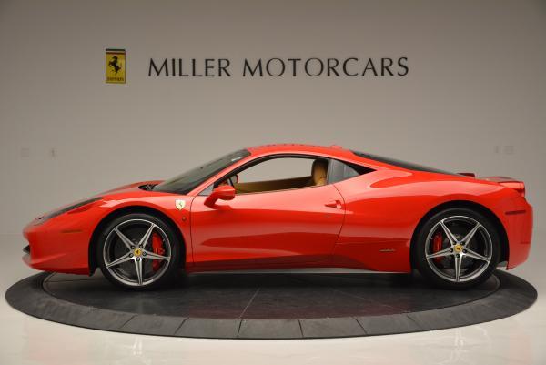 Used 2010 Ferrari 458 Italia for sale Sold at Alfa Romeo of Westport in Westport CT 06880 3
