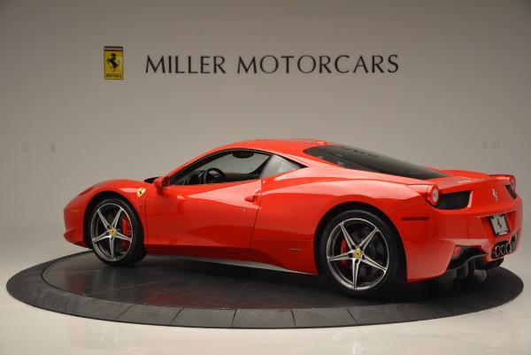 Used 2010 Ferrari 458 Italia for sale Sold at Alfa Romeo of Westport in Westport CT 06880 4