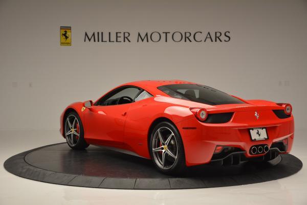 Used 2010 Ferrari 458 Italia for sale Sold at Alfa Romeo of Westport in Westport CT 06880 5