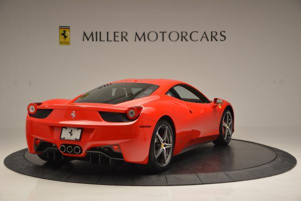 Used 2010 Ferrari 458 Italia for sale Sold at Alfa Romeo of Westport in Westport CT 06880 7