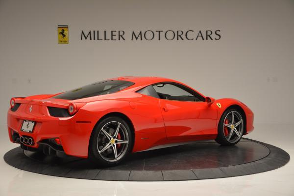 Used 2010 Ferrari 458 Italia for sale Sold at Alfa Romeo of Westport in Westport CT 06880 8