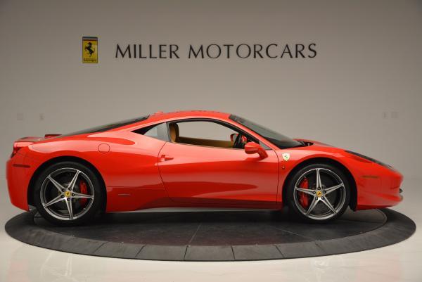 Used 2010 Ferrari 458 Italia for sale Sold at Alfa Romeo of Westport in Westport CT 06880 9