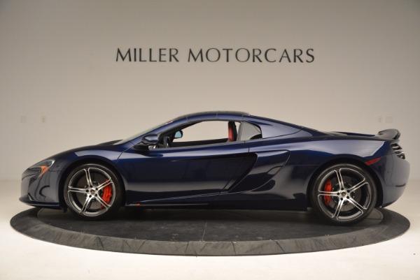 Used 2015 McLaren 650S Spider for sale Sold at Alfa Romeo of Westport in Westport CT 06880 16