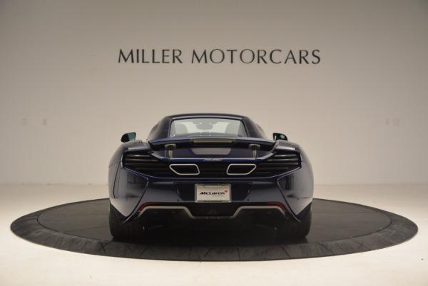 Used 2015 McLaren 650S Spider for sale Sold at Alfa Romeo of Westport in Westport CT 06880 19