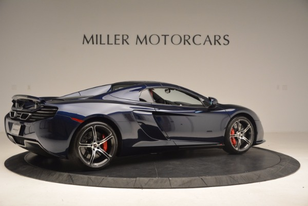 Used 2015 McLaren 650S Spider for sale Sold at Alfa Romeo of Westport in Westport CT 06880 21