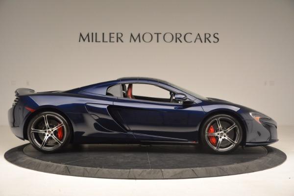 Used 2015 McLaren 650S Spider for sale Sold at Alfa Romeo of Westport in Westport CT 06880 22