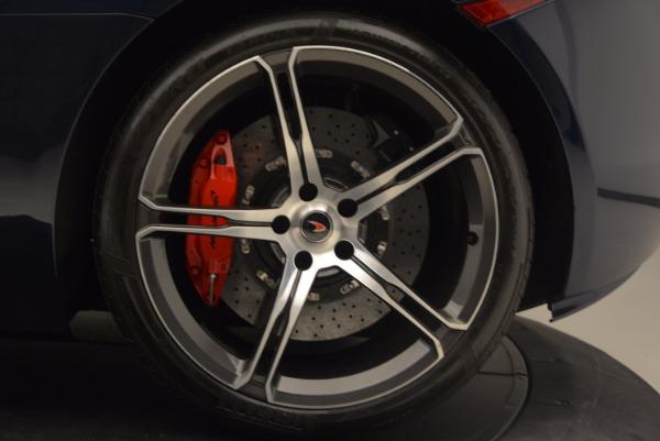 Used 2015 McLaren 650S Spider for sale Sold at Alfa Romeo of Westport in Westport CT 06880 26
