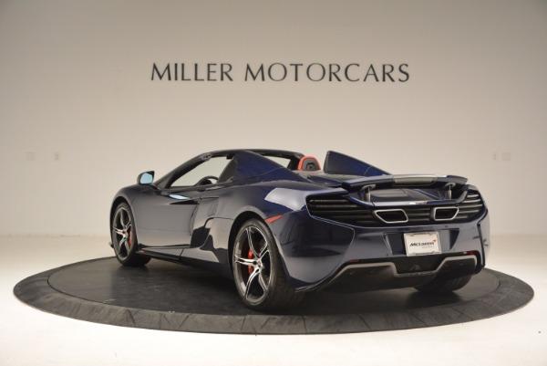 Used 2015 McLaren 650S Spider for sale Sold at Alfa Romeo of Westport in Westport CT 06880 5