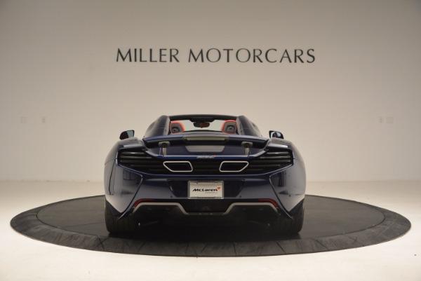 Used 2015 McLaren 650S Spider for sale Sold at Alfa Romeo of Westport in Westport CT 06880 6