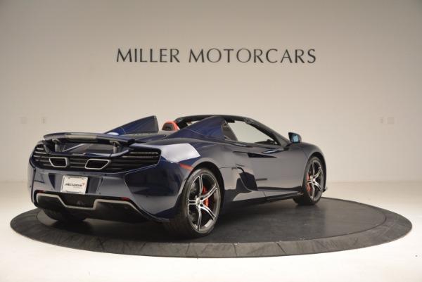 Used 2015 McLaren 650S Spider for sale Sold at Alfa Romeo of Westport in Westport CT 06880 7
