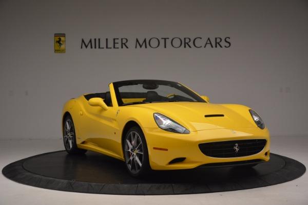 Used 2011 Ferrari California for sale Sold at Alfa Romeo of Westport in Westport CT 06880 11