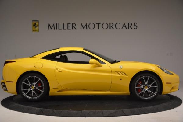 Used 2011 Ferrari California for sale Sold at Alfa Romeo of Westport in Westport CT 06880 21