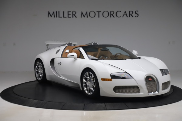 Used 2011 Bugatti Veyron 16.4 Grand Sport for sale Call for price at Alfa Romeo of Westport in Westport CT 06880 11