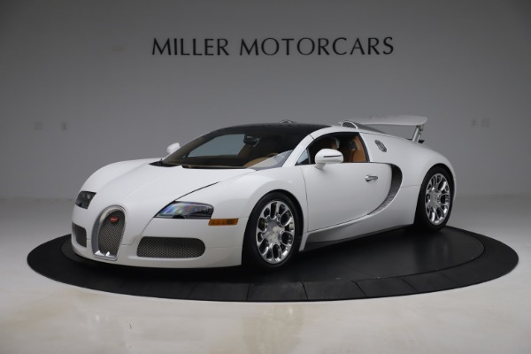 Used 2011 Bugatti Veyron 16.4 Grand Sport for sale Call for price at Alfa Romeo of Westport in Westport CT 06880 12