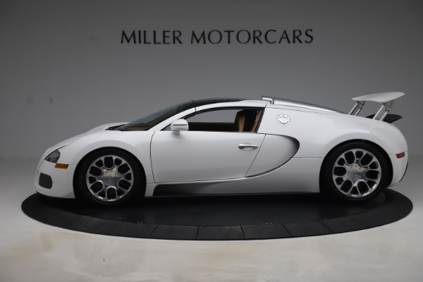 Used 2011 Bugatti Veyron 16.4 Grand Sport for sale Call for price at Alfa Romeo of Westport in Westport CT 06880 13