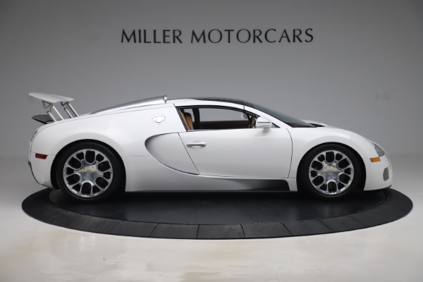 Used 2011 Bugatti Veyron 16.4 Grand Sport for sale Call for price at Alfa Romeo of Westport in Westport CT 06880 15