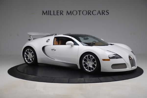 Used 2011 Bugatti Veyron 16.4 Grand Sport for sale Call for price at Alfa Romeo of Westport in Westport CT 06880 16