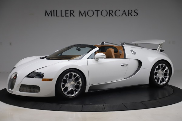 Used 2011 Bugatti Veyron 16.4 Grand Sport for sale Call for price at Alfa Romeo of Westport in Westport CT 06880 2