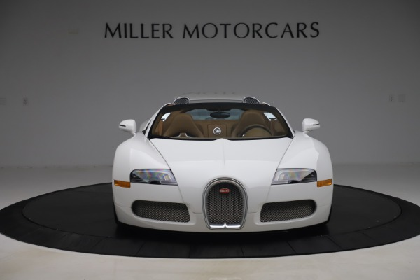 Used 2011 Bugatti Veyron 16.4 Grand Sport for sale Call for price at Alfa Romeo of Westport in Westport CT 06880 25