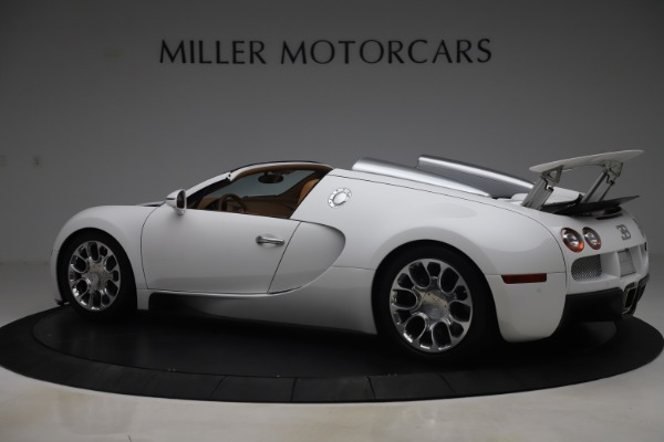 Used 2011 Bugatti Veyron 16.4 Grand Sport for sale Call for price at Alfa Romeo of Westport in Westport CT 06880 4