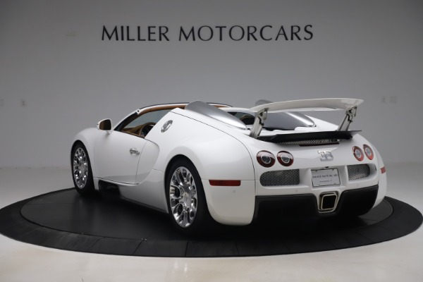 Used 2011 Bugatti Veyron 16.4 Grand Sport for sale Call for price at Alfa Romeo of Westport in Westport CT 06880 5