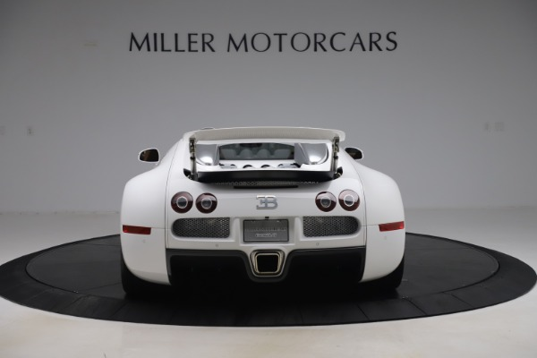 Used 2011 Bugatti Veyron 16.4 Grand Sport for sale Call for price at Alfa Romeo of Westport in Westport CT 06880 6