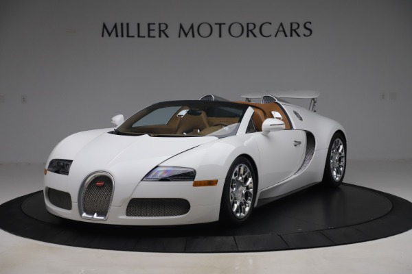 Used 2011 Bugatti Veyron 16.4 Grand Sport for sale Call for price at Alfa Romeo of Westport in Westport CT 06880 1