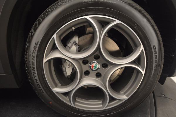 New 2018 Alfa Romeo Stelvio Q4 for sale Sold at Alfa Romeo of Westport in Westport CT 06880 26