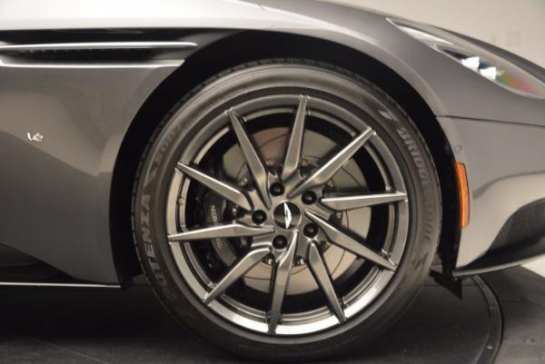 Used 2017 Aston Martin DB11 for sale Sold at Alfa Romeo of Westport in Westport CT 06880 22