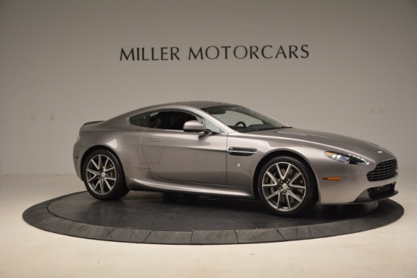 Used 2012 Aston Martin V8 Vantage for sale Sold at Alfa Romeo of Westport in Westport CT 06880 10