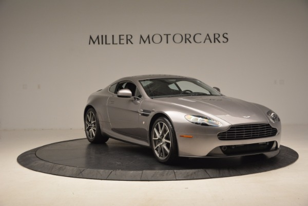Used 2012 Aston Martin V8 Vantage for sale Sold at Alfa Romeo of Westport in Westport CT 06880 11