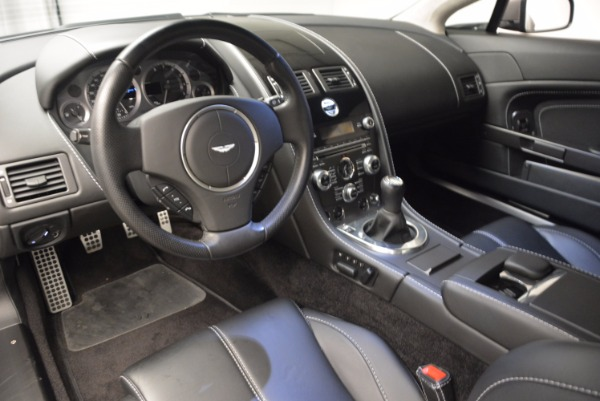 Used 2012 Aston Martin V8 Vantage for sale Sold at Alfa Romeo of Westport in Westport CT 06880 14